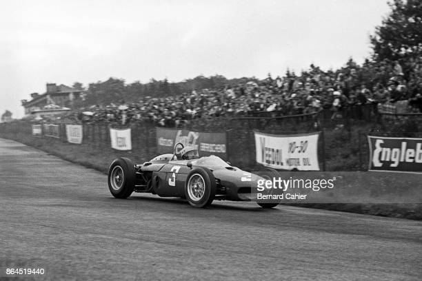 Ricardo Rodriguez Ferrari 156 Grand Prix of Germany Nurburgring 05 August 1962