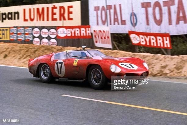 Ricardo Rodriguez Ferrari 250 Testa Rossa 61 24 Hours of Le Mans Le Mans 06 November 1961