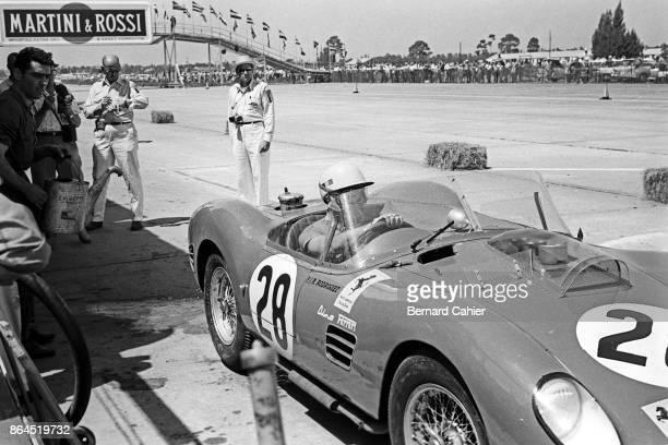 Ricardo Rodriguez Ferrari Dino 196S 12 Hours of Sebring Sebring 26 March 1960