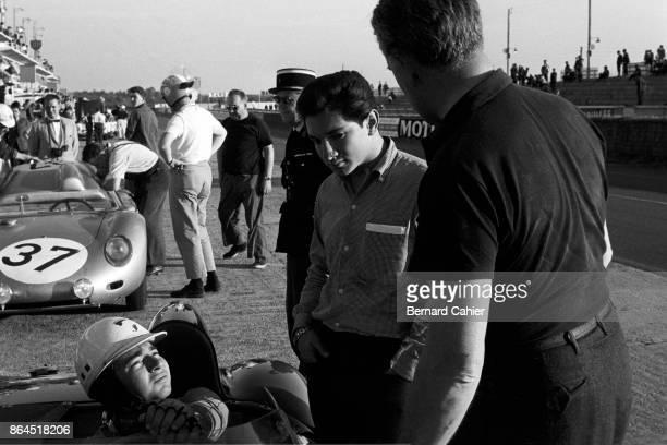 Ricardo Rodriguez Pedro Rodriguez OSCA S750 TN 24 Hours of Le Mans Le Mans 21 June 1959