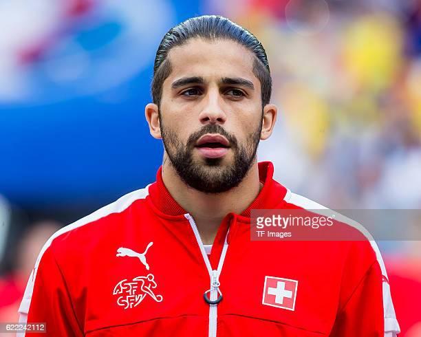 Mittwoch Europameisterschaft in Frankreich Paris Rumaenien Schweiz 11 Ricardo Rodriguez