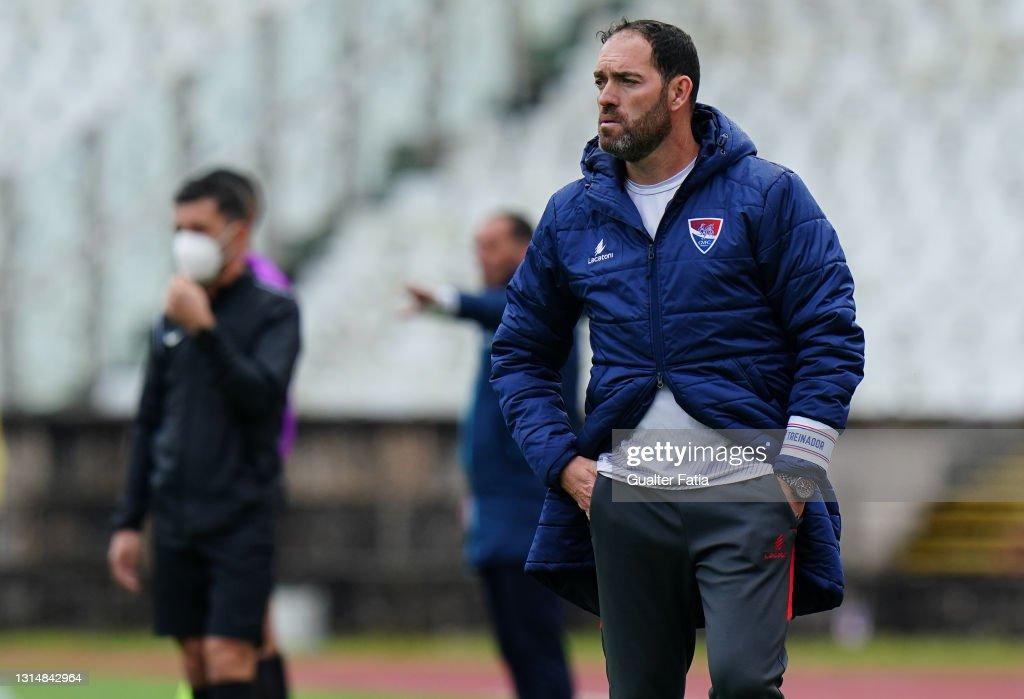 Belenenses SAD v Gil Vicente FC - Liga NOS : ニュース写真