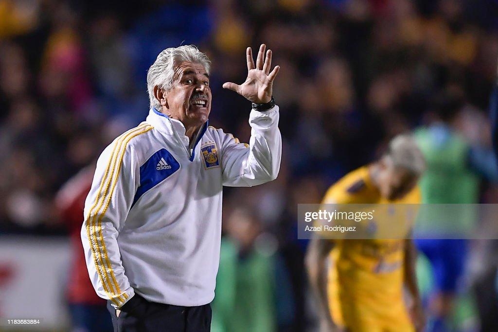 Tigres UANL v Cruz Azul - Torneo Apertura 2019 Liga MX : News Photo