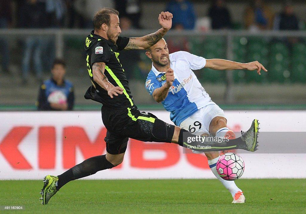 AC Chievo Verona v Hellas Verona FC - Serie A : News Photo
