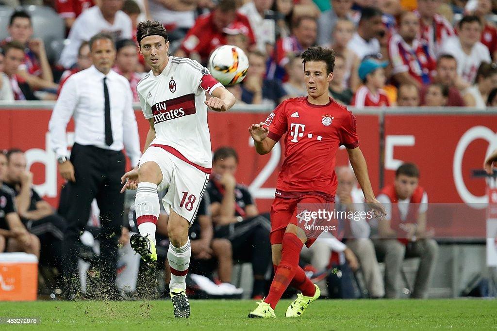 "Audi Cup - ""FC Bayern Munich v AC Milan"" : News Photo"