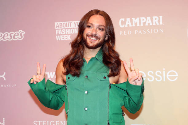 DEU: VIPS At Lascana - ABOUT YOU Fashion Week Autumn/Winter 21