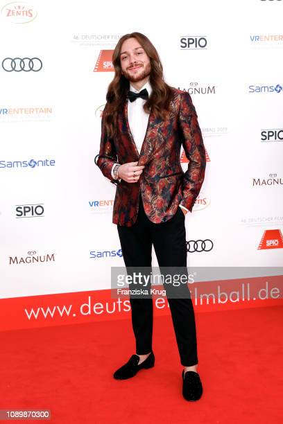 Riccardo Simonetti during the 46th German Film Ball at Hotel Bayerischer Hof on January 26 2019 in Munich Germany