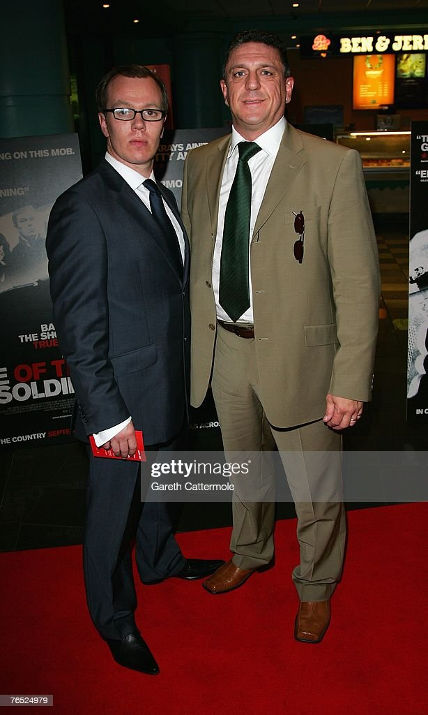 Rise Of The Footsoldier - UK Premiere : News Photo