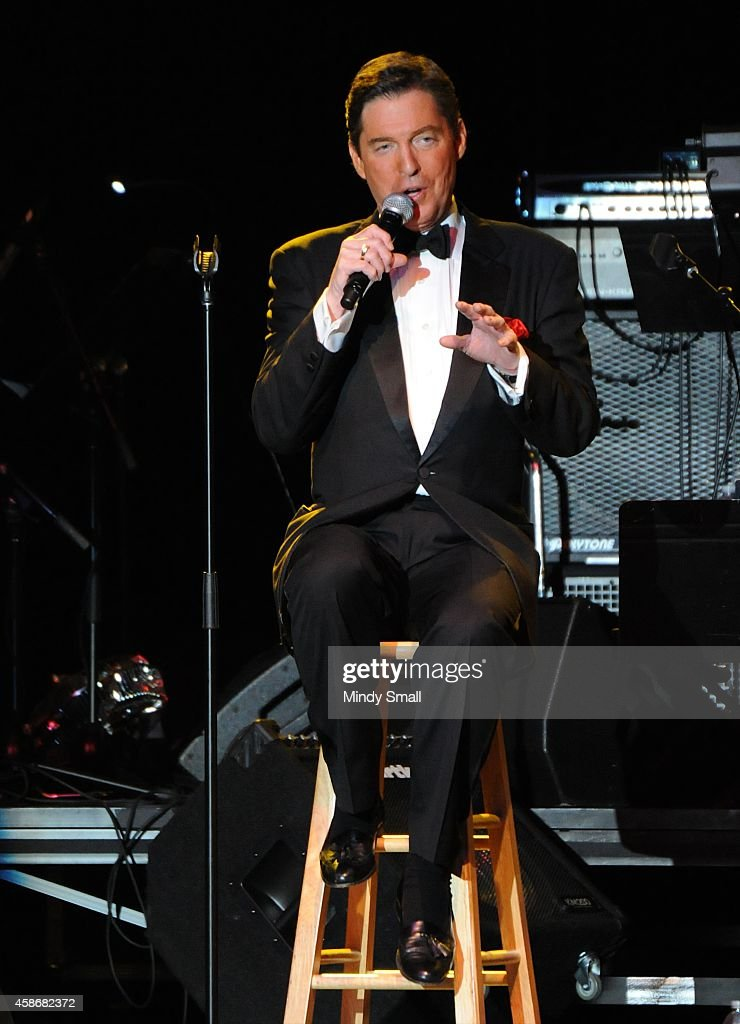 Ricci Martin performs at The M Resort on November 8, 2014 in Las Vegas, Nevada.