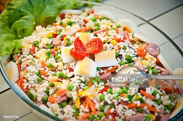 Ensalada de arroz
