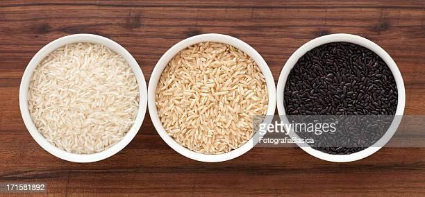 Variedades de arroz