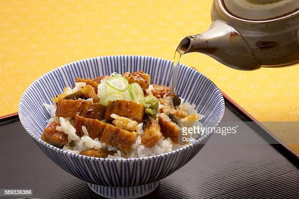 Rice With Baked Eel, Nagoya, Aichi Prefecture, Japan