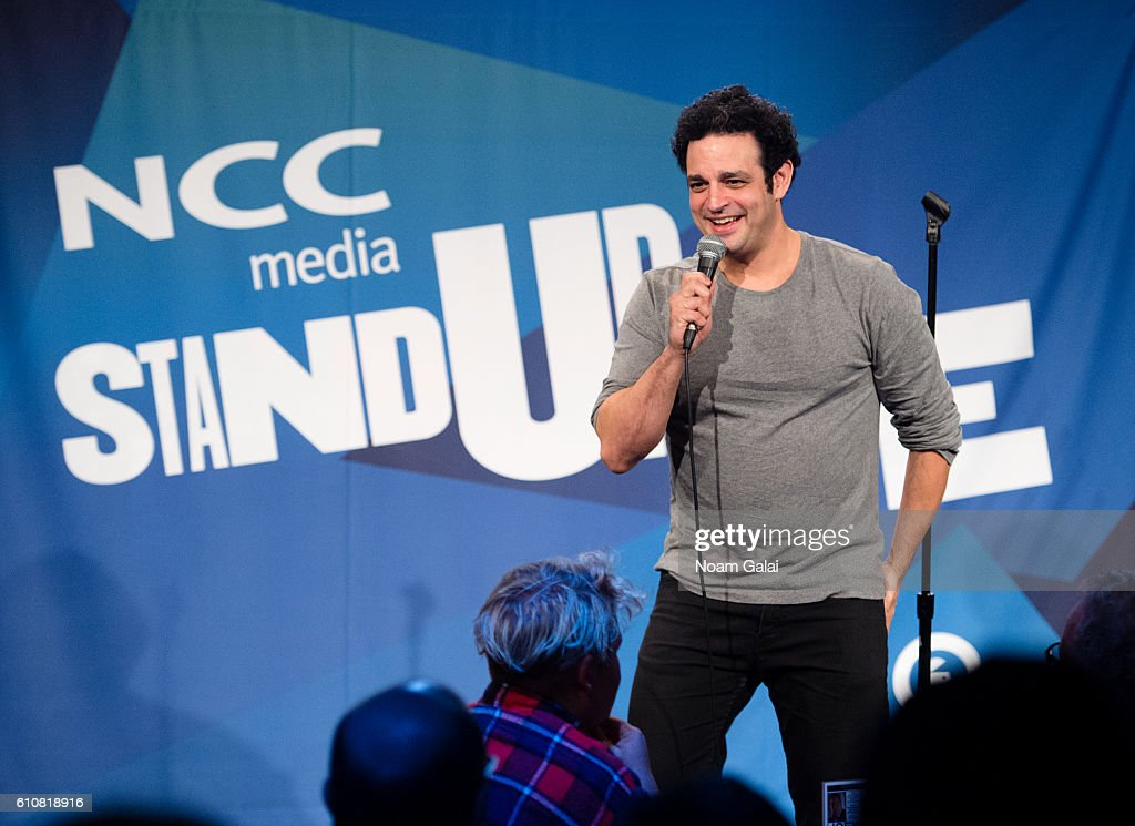 NY: Advertising Week New York 2016 - Stand Up Live!