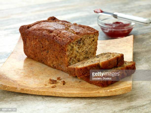 Rich Banana Nut Bread
