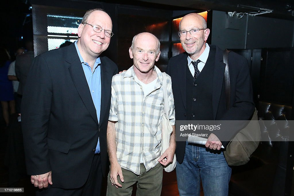 Rich Bengloff, Mark Lipsitz and Alan Becker attend the 2nd Annual Libera Awards at Highline Ballroom on June 20, 2013 in New York City.