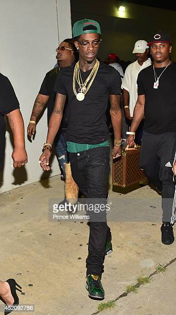 3a258d8dece Rich Homie Quan attend s Trey Songz album release party at Compound on July  12 2014 in