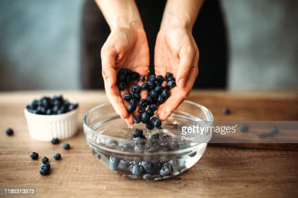 rich in antioxidants and so tasty - berry stock pictures, royalty-free photos & images