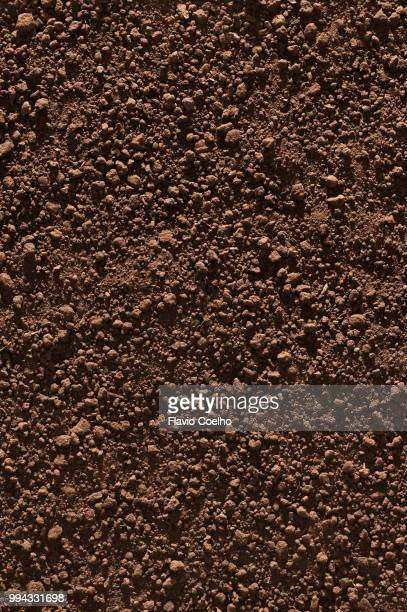 rich soil filling the frame - land stock pictures, royalty-free photos & images