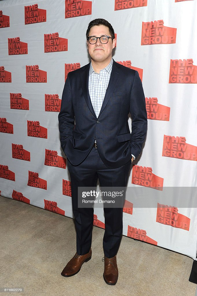 Rich Sommer attends 'Buried Child' opening night at KTCHN Restaurant on February 17, 2016 in New York City.