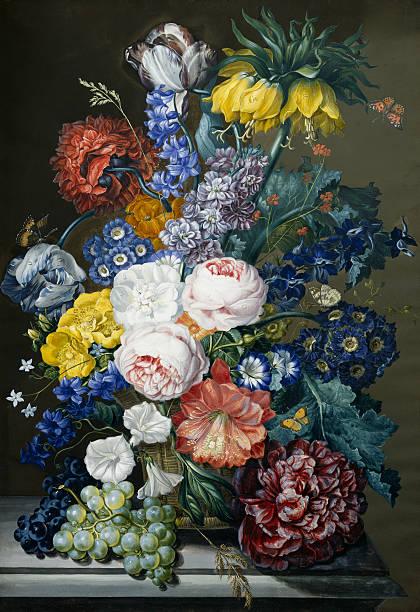 7ffa4a41 A Rich Still of Summer Flowers by Sebastien Wegmayr News Photo   Getty  Images
