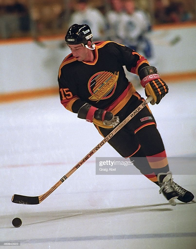 Vancouver Canucks v Toronto Maple Leafs : News Photo