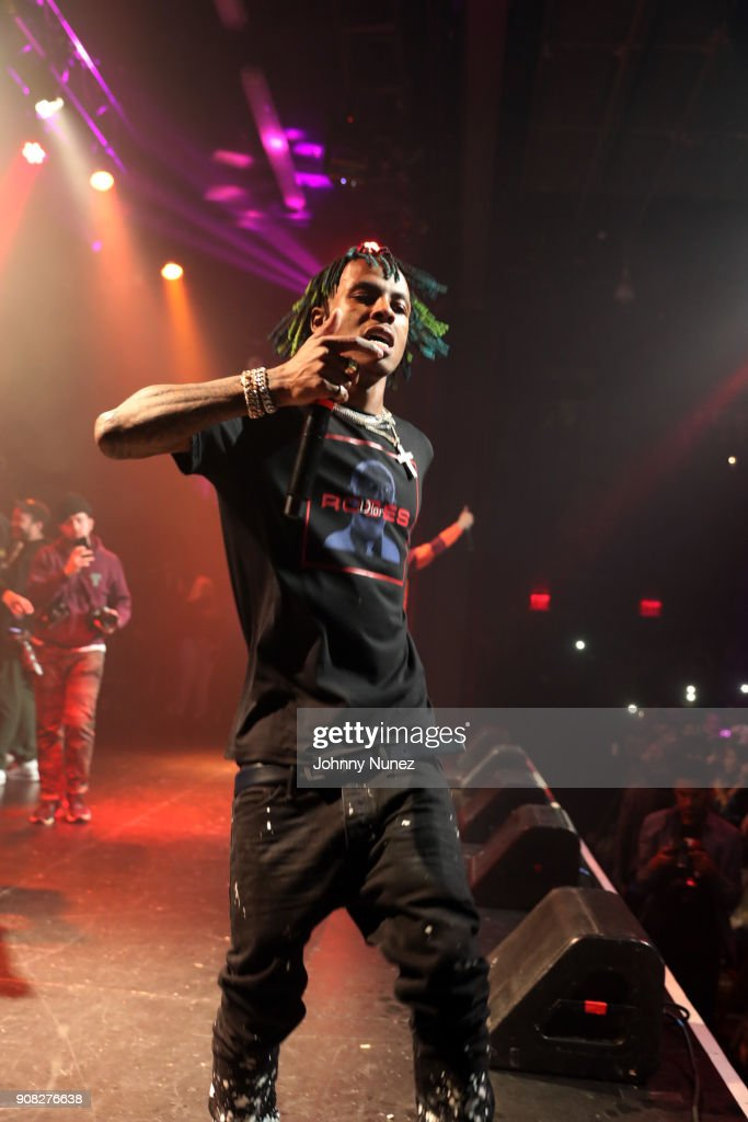 Rich The Kid In Concert - New York, NY