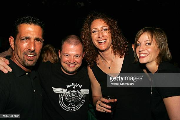 Rich Vos Jim Norton Judy Gold and Bonnie McFarlane attend THINKFilm Presents the New York Premiere of The Aristocrats at the Director's Guild Theatre...