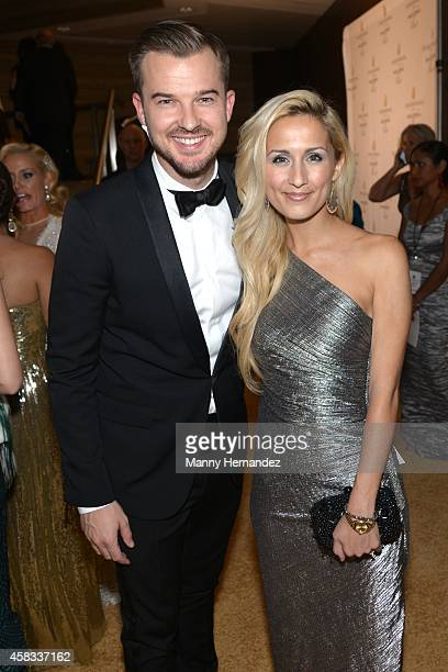 Rich Wilkerson Jr and Dawn Wilkerson attends 20th Annual Intercontinental Miami MakeAWish Ball at Hotel intercontinental on November 1 2014 in Miami...