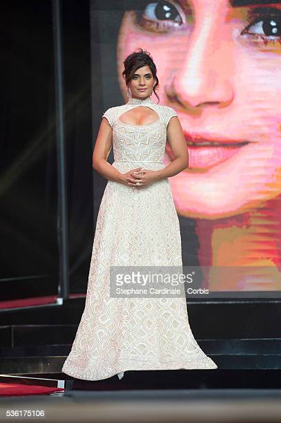 Richa Chadda attends the Opening Ceremony of the 15th Marrakech International Film Festival on December 4 in Marrakech Morocco