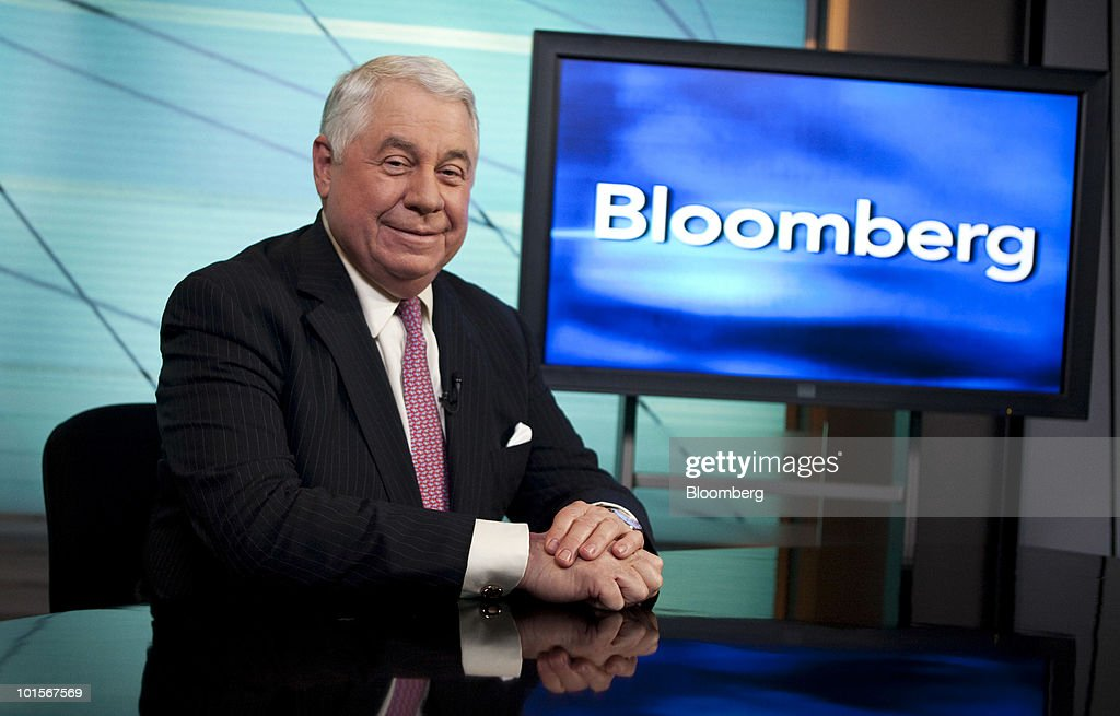 Richard Adkerson, president and chief executive officer of Freeport-McMoRan Copper & Gold Inc., sits for a photograph prior to an interview in New York, U.S., on Wednesday, June 2, 2010. McMoRan Exploration Co. explores for and produces oil and gas offshore in the Gulf of Mexico. Photographer: Ramin Talaie/Bloomberg via Getty Images