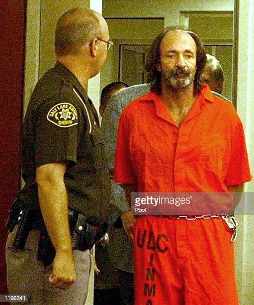 Richard Albert Ricci enters the Matheson Courthouse July 31, 2002 in Salt Lake City, Utah. Ricci, a former handyman fingered by police as a possible...