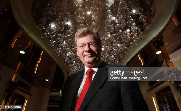 Richard Alderman, Director, Serious Fraud Office , UK, poses for picture during an interview with the Post at Harbour Grand Hotel, North Point....