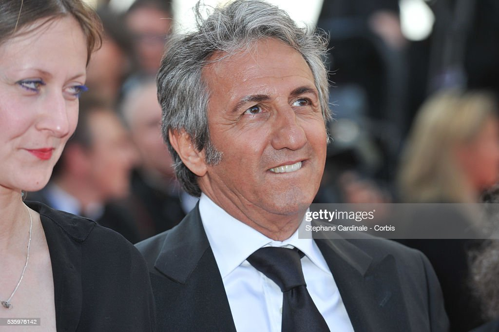 Richard Anconina at the Closing ceremony and 'A Fistful of Dollars' screening during 67th Cannes Film Festival