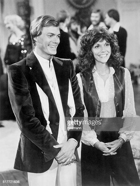 Richard and Karen Carpenter welcome friends family and the television audience to their holiday celebration when the ABC Television Network presents...