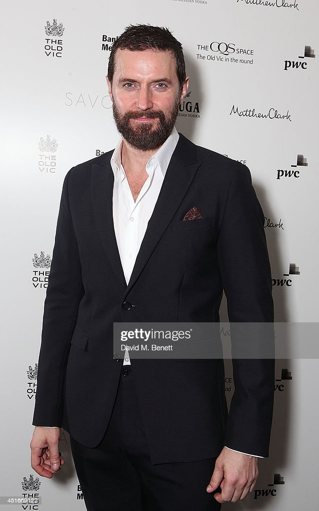 Richard Armatage attends an after party following the press night performance of 'The Crucible' at The Savoy Hotel on July 3, 2014 in London, England.