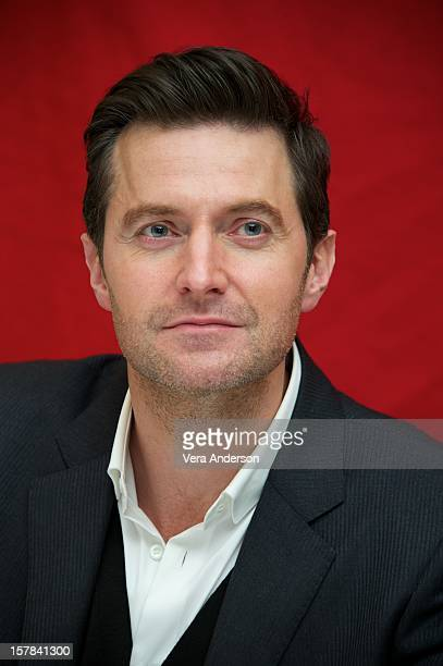 Richard Armitage at The Hobbit An Unexpected Journey Press Conference at The London Hotel on December 6 2012 in New York City