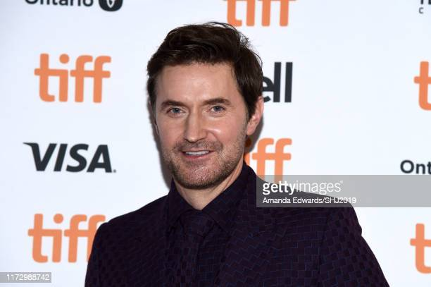 Richard Armitage attend the My Zoe premiere during the 2019 Toronto International Film Festival at Winter Garden Theatre on September 07 2019 in...