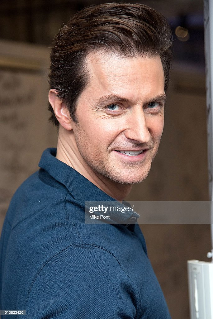 """The Build Series Presents Richard Armitage & Michelle Forbes Discussing The Spy Series """"Berlin Station"""" : News Photo"""