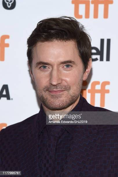 Richard Armitage attends the My Zoe premiere during the 2019 Toronto International Film Festival at Winter Garden Theatre on September 07 2019 in...