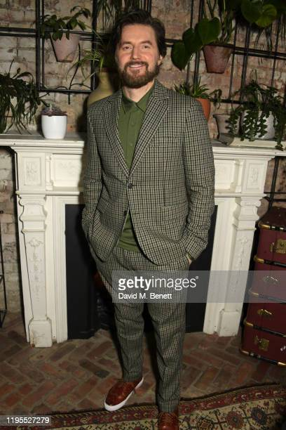 Richard Armitage attends the press night after party for Uncle Vanya at Sophie's on January 23 2020 in London England