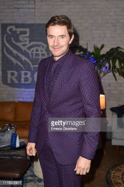 Richard Armitage attends the RBC Hosted My Zoe Cocktail Party At RBC House Toronto Film Festival 2019 on September 07 2019 in Toronto Canada