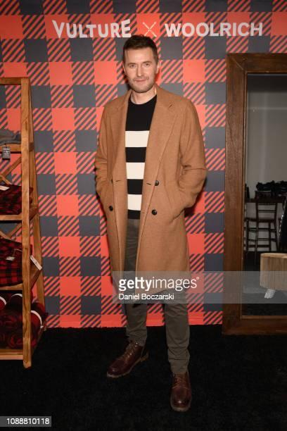 Richard Armitage attends The Vulture Spot during Sundance Film Festival on January 25, 2019 in Park City, Utah.