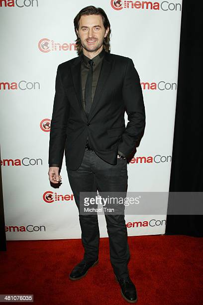 Richard Armitage attends Warner Bros. Pictures' The Big Picture, an Exclusive Presentation at Cinemacon 2014 - Day 4 held at The Colosseum at Caesars...