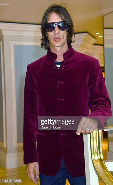 Richard Ashcroft attends The Ivors 2019 at Grosvenor House on May 23, 2019 in London, England.