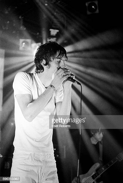 Richard Ashcroft performing with The Verve at Irving Plaza in New York City on November 5 1997