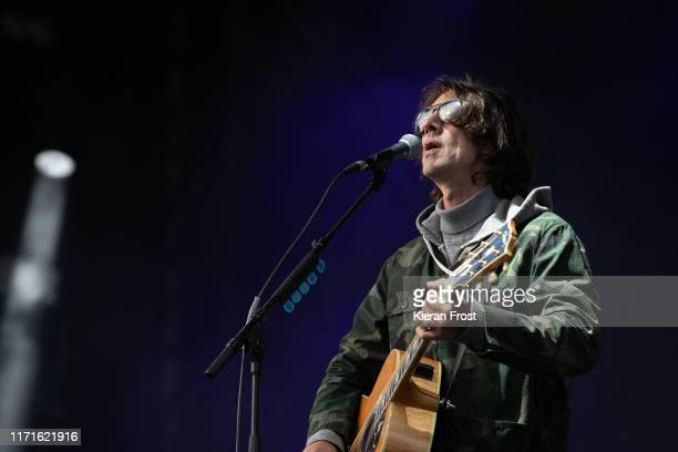 Richard Ashcroft performs on stage during Electric Picnic Music Festival 2019 at on September 1, 2019 in Stradbally, Ireland.