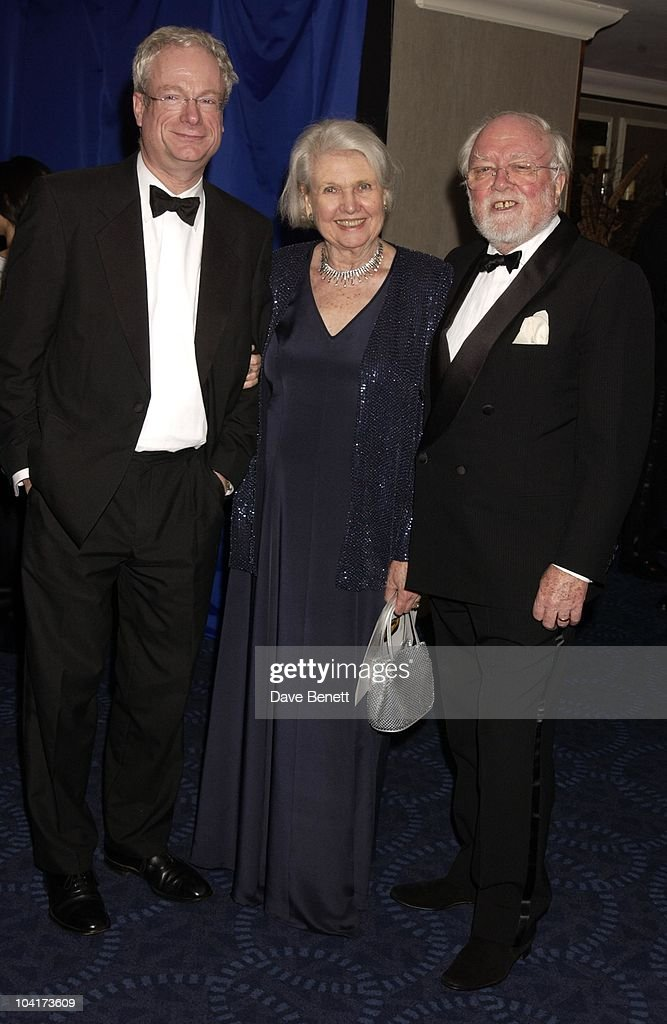 Richard Attenborough, The Orange British Academy Film Awards (bafta) 2002 After Party, At The Odeon, Leicester Square, London