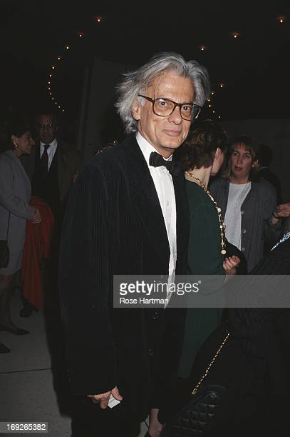 Richard Avedon at the 'American Ballet Theatre's Spring Gala' New York City 1995