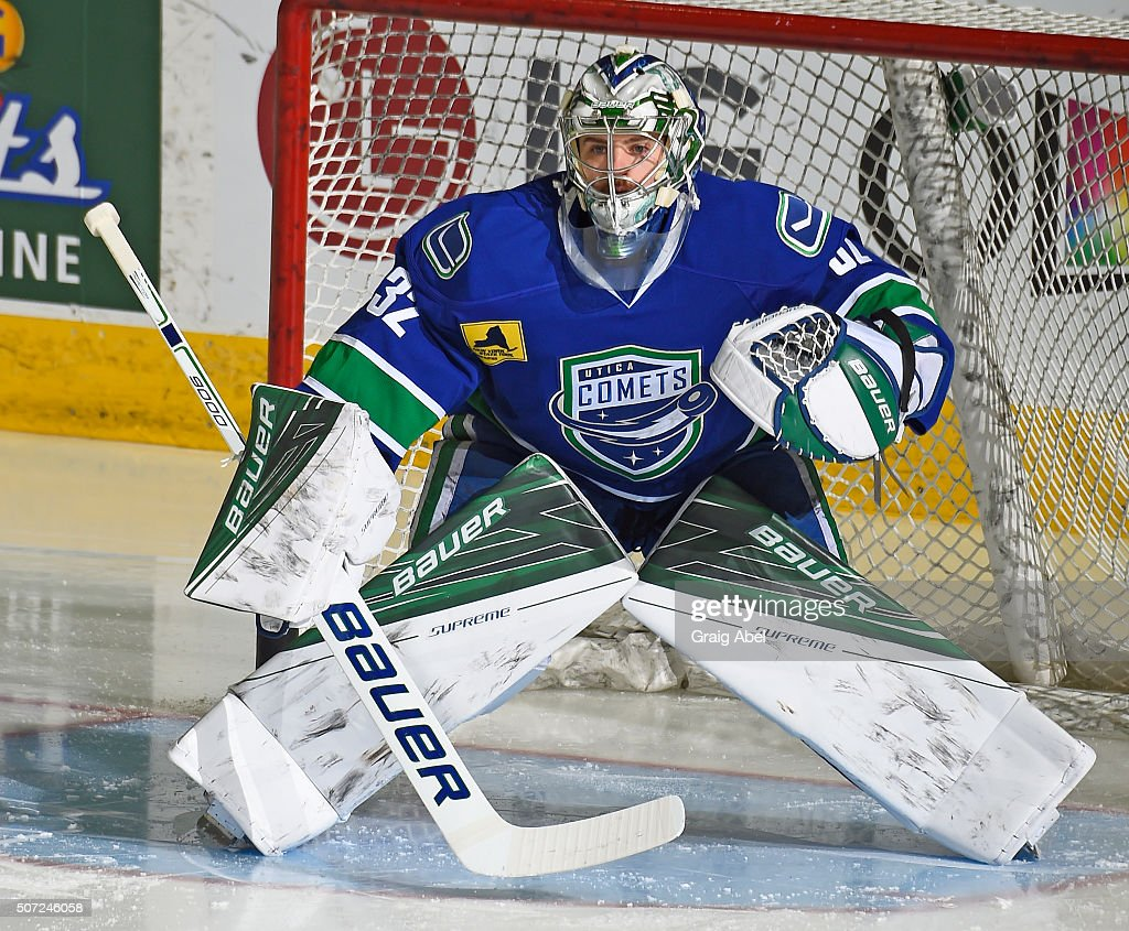 Utica Comets v Toronto Marlies : News Photo