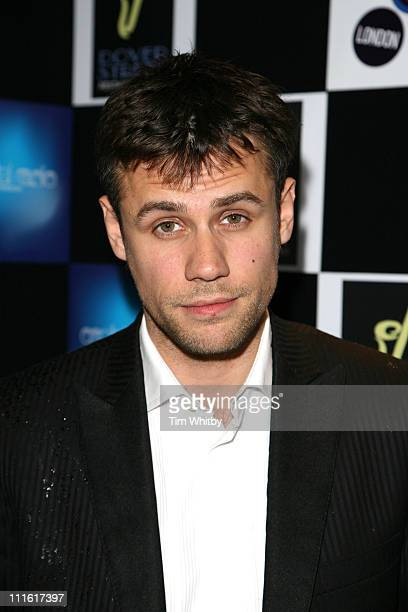 Richard Bacon during Capital Radio -Help A London Child Charity Night at Dover Street in London, Great Britain.